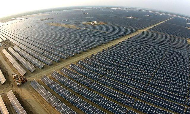 Пакистан Солнечная электростанция