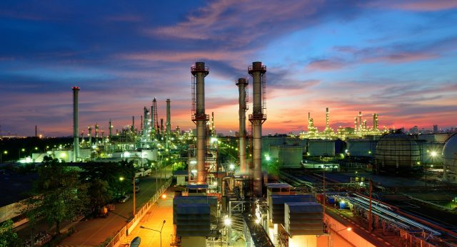 Shell НПЗ Малайзия