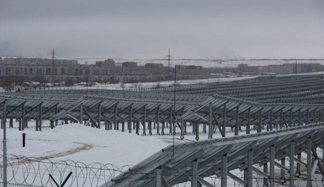 Орская солнечная электростанция