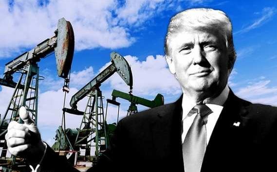 Трамп добыча нефти рынок нефти США