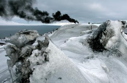 Арктика загрязнение