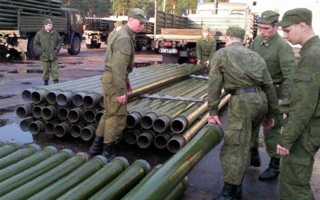 трубопроводы армия Россия