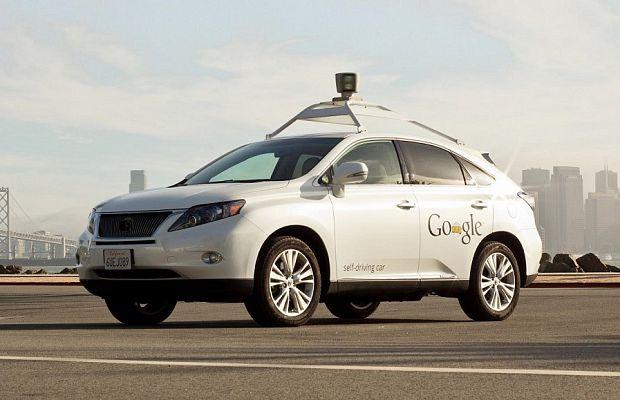 Google беспилотный автомобиль