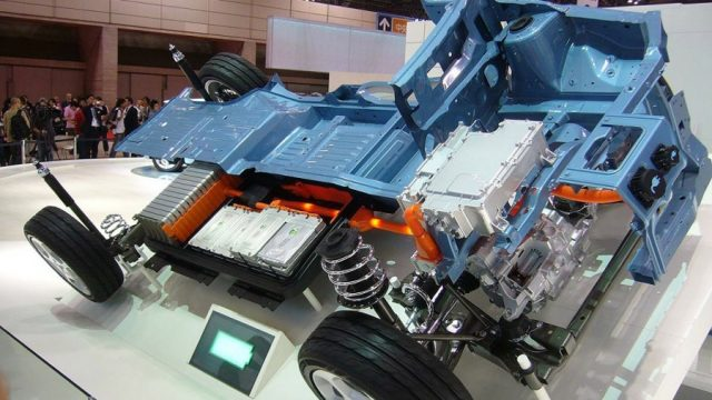 электромобили аккумулятор