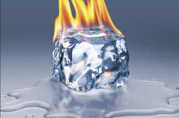 Горючий лед гидрат метана