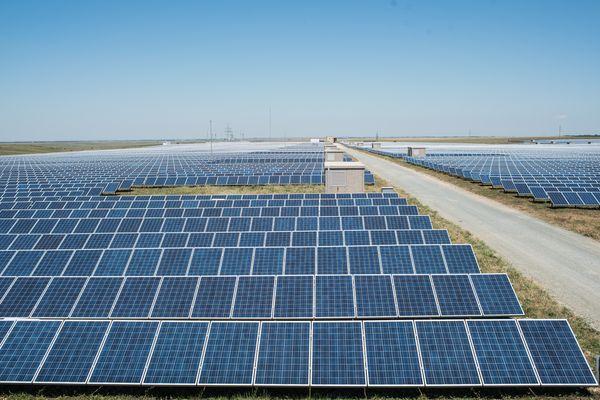 Крым солнечная элестростанция
