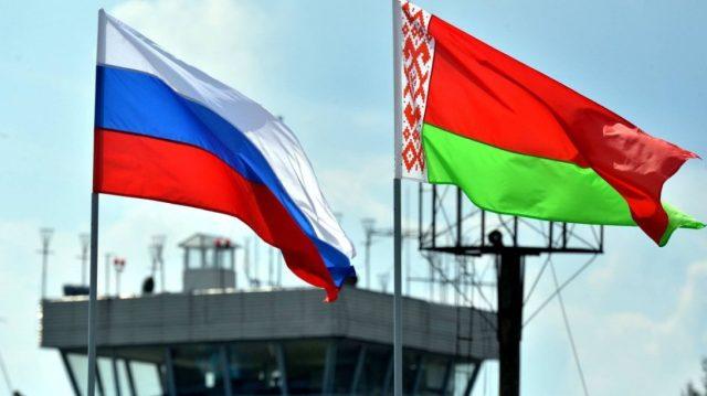 РФ Белоруссия