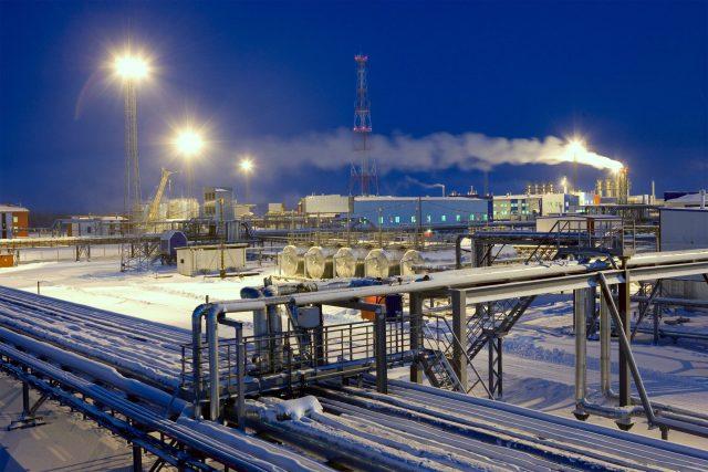 Южно-Русское Газпром OMV
