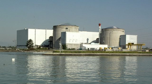 АЭС Фессенхайм Франция
