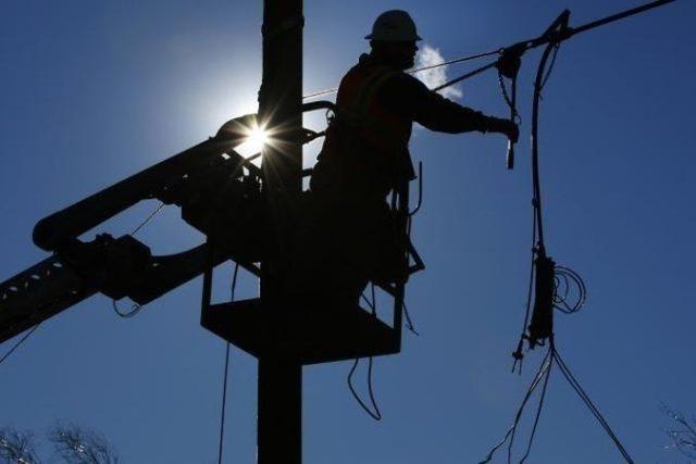 Луганск Украина ЛНР энергетическая блокада