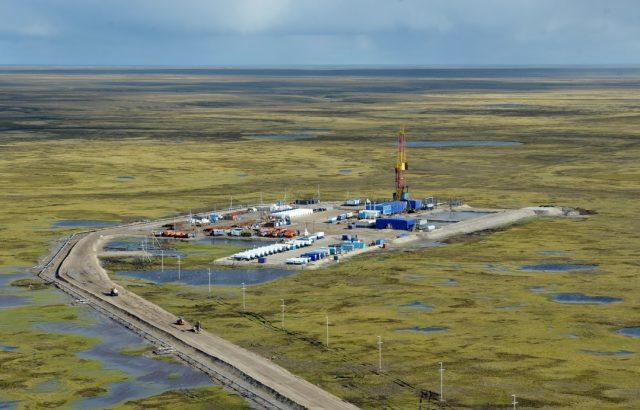 Газпром нефть Новопортовское