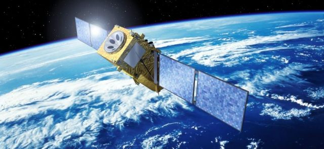 Газпром спутники космос Ямал-401