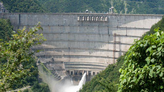 Грузия ГЭС