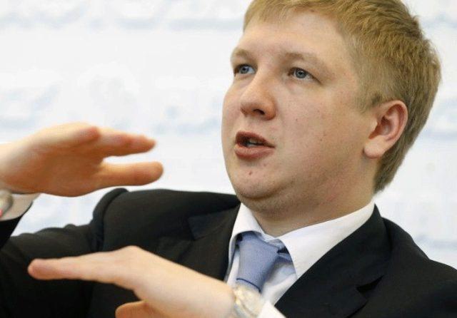 Коболев Северный поток-2 Украина