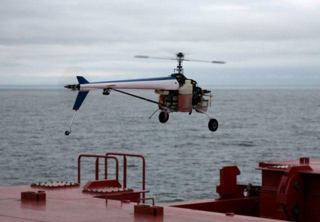 беспилотник вертолет
