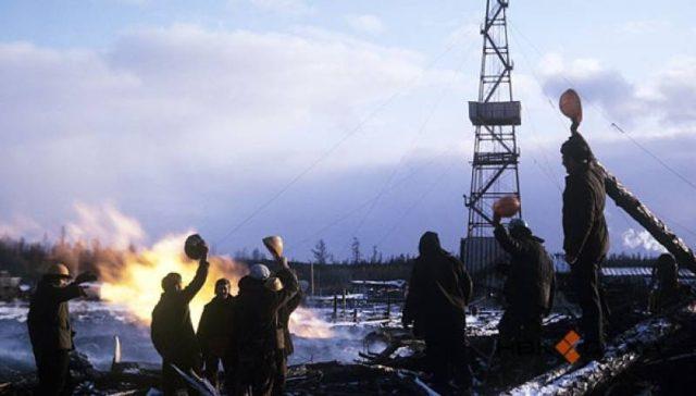 Западно-Анабарское месторождение Якутия