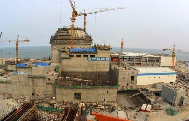 Китай Тяньваньская АЭС Росатом