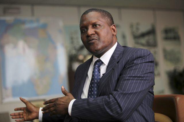 Алико Данготе Нигерия миллиардер НПЗ ВИЭ