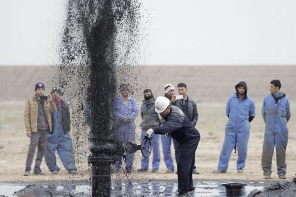 Ирак добыча нефти