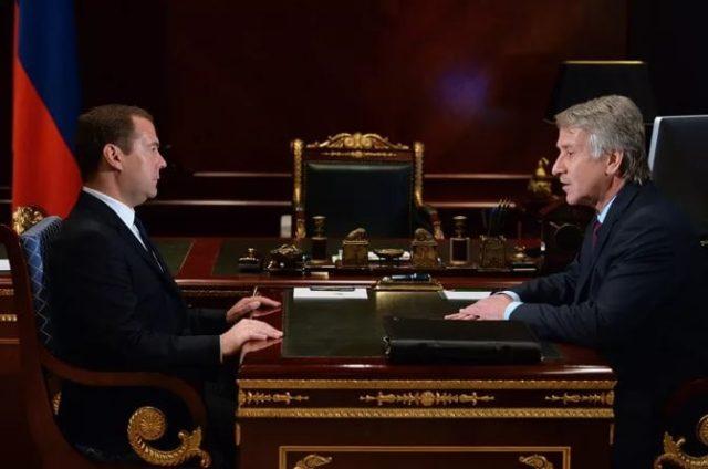 Medvedev Mihelson