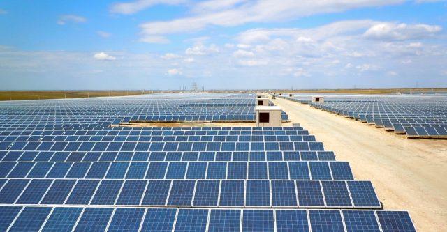 Калмыкия солнечные электростанции