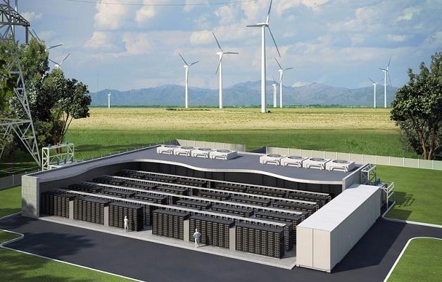 Хранение энергии ВИЭ