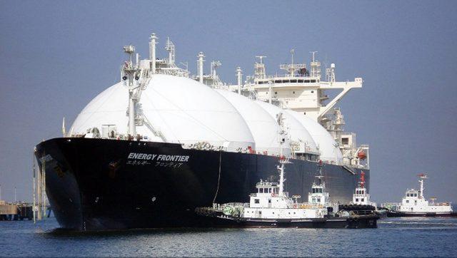 Sahalin 2 Energy Frontier SPG