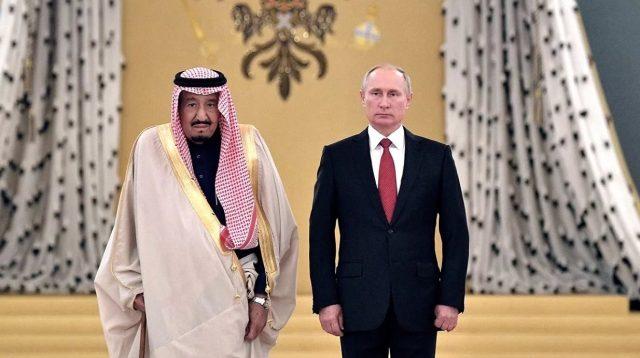 Putin i Salmsn