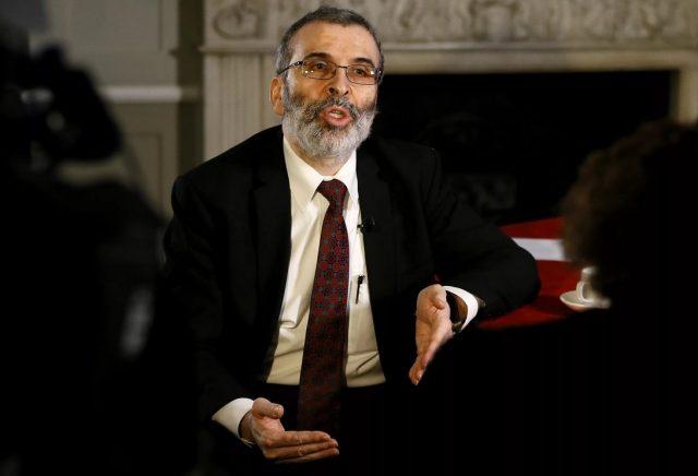Глава ливийской NOC Мустафа Саналла