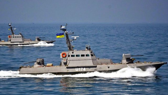 UKR flot