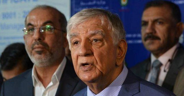 Министр нефти Ирака аль-Лаиби