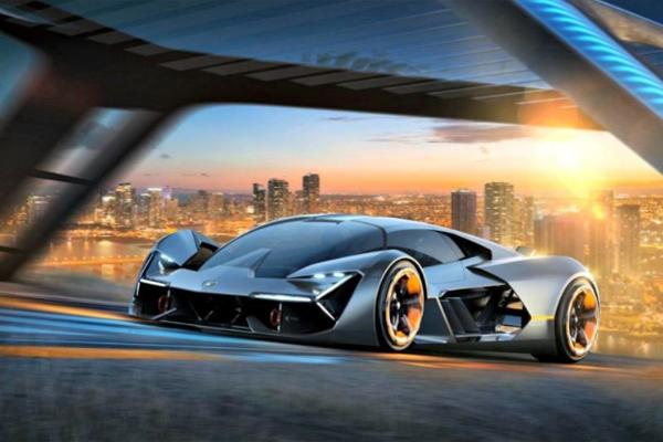 Lamborghini_electrocar
