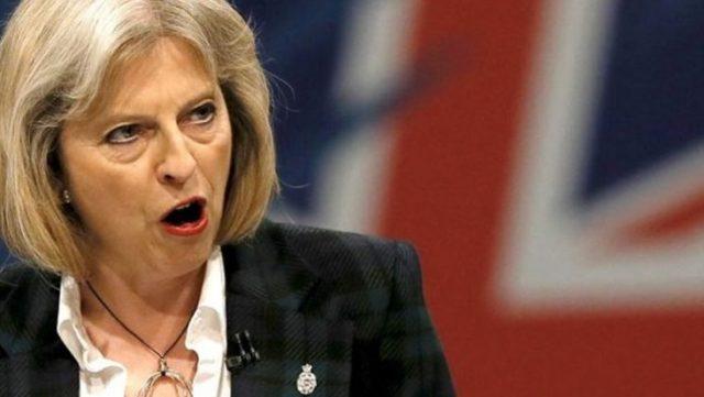 Премьер-министр Великобритании Мэй
