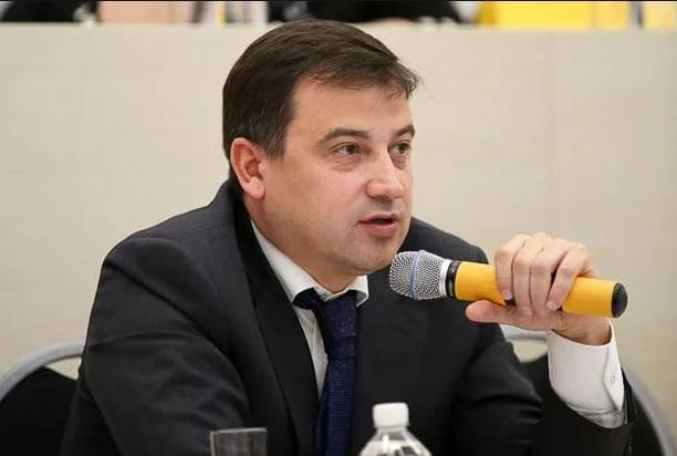Заместитель главы Минэнерго Кирилл Молодцов