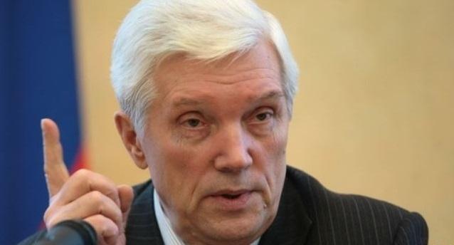 Посол в Белоруссии Суриков