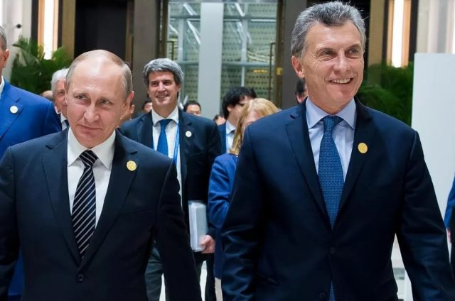 Putin i Makri