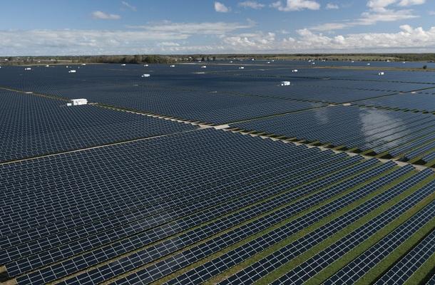 Алтай солнечная электростанция
