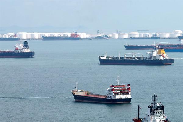 танкеры США