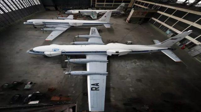 самолет Ил-22ПП