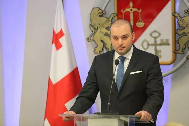 Премьер-министр Грузии Бахтадзе