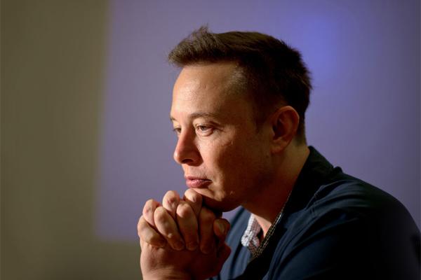 Маск Tesla