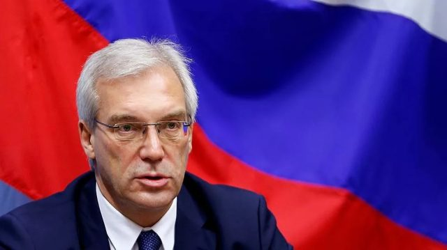 Александр Грушко, замглавы МИД России