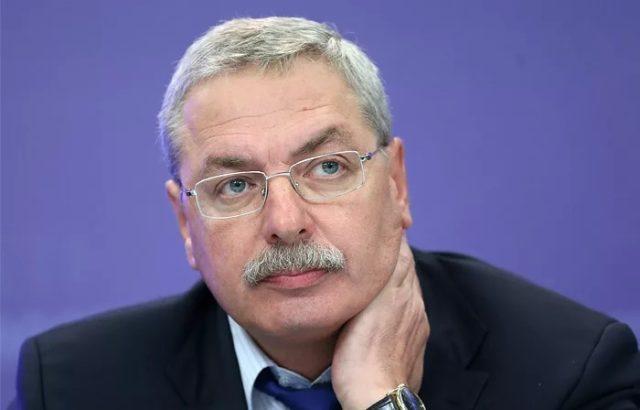 Анатолий Яновский Минэнерго