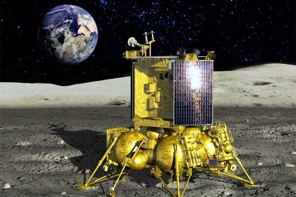 Луна ученые