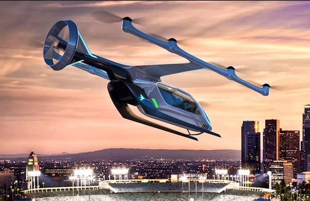 Embraer аэротакси аэромобиль