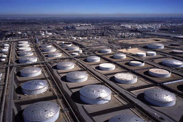 Стратегический резерв нефти США