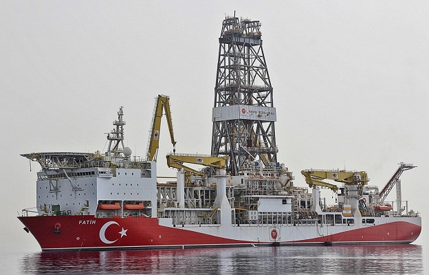Fatih судно Турция
