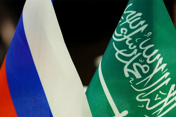 Россия Саудовская Аравия