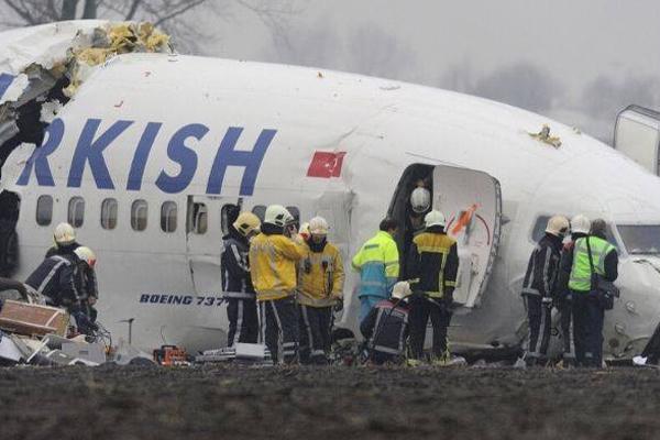 Boeing катастрофа