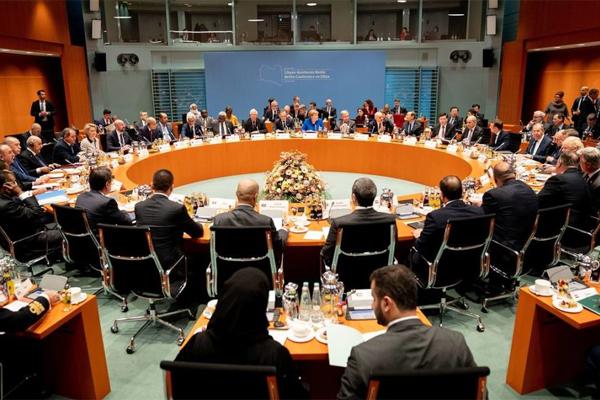 Конференция в Берлине